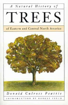 A Natural History of Trees of Eastern and Central America