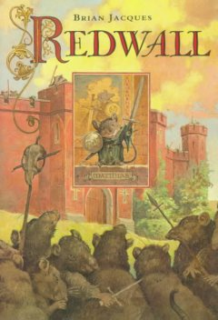 Redwall Book Cover
