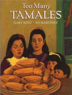 Too Many Tamales Book Cover