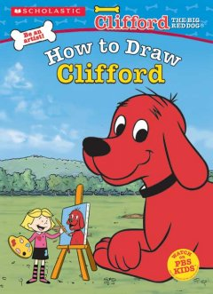 How to Draw Clifford Book Cover