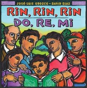Rin, rin, rin, do, re, mi Book Cover