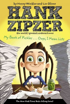 My Book of Pickles ... Oops, I Mean Lists
