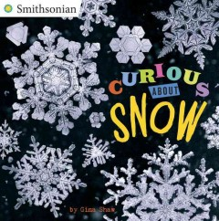 Curious About Snow Book Cover