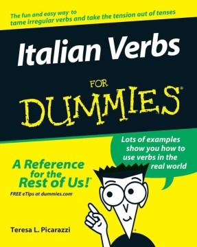 Italian Verbs for Dummies