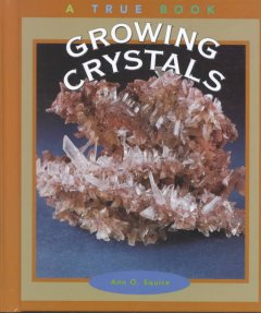 Growing Crystals Book Cover