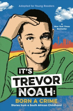 It's Trevor Noah Book Cover