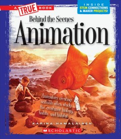 Animation Book Cover