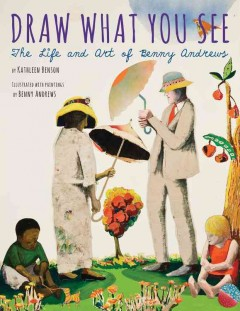 Draw What You See Book Cover