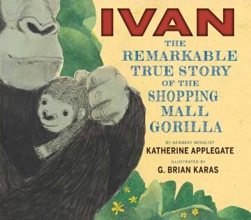 Ivan Book Cover