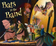 Bats in the Band Book Cover