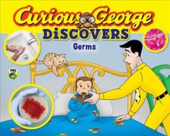 Curious George Discovers Germs Book Cover