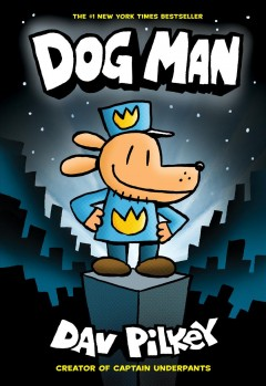 Dog Man Book Cover