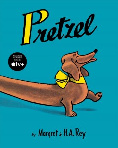 Pretzel Book Cover