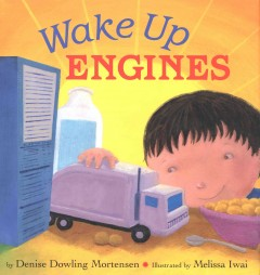 Wake up Engines Book Cover