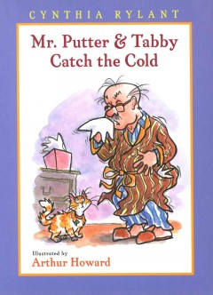 Mr. Putter & Tabby Catch the Cold Book Cover