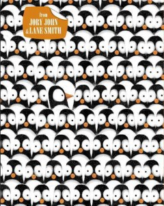 Penguin Problems Book Cover