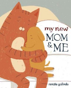 My New Mom & Me Book Cover