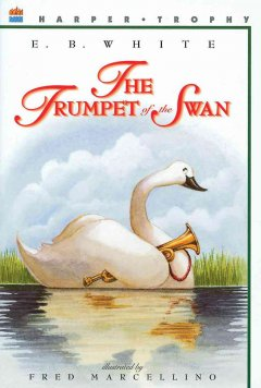The Trumpet of the Swan Book Cover