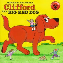 Clifford, the Big Red Dog Book Cover