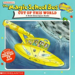 Scholastic's The Magic School Bus Out of This World