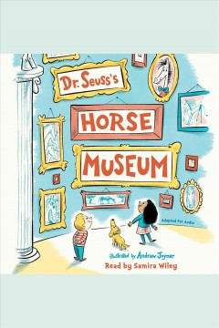 Dr. Seuss's Horse Museum Book Cover