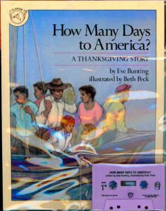 How Many Days to America? Book Cover