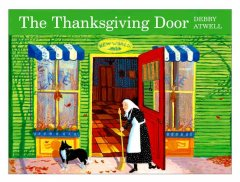 The Thanksgiving Door Book Cover