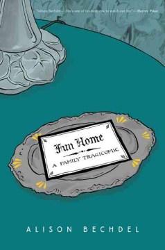 Fun Home Book Cover
