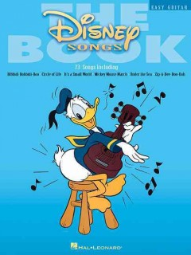 The Disney Song Book