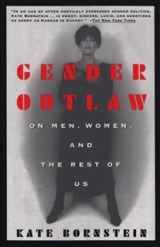 Gender Outlaw Book Cover
