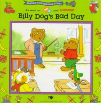 Billy Dog's Bad Day