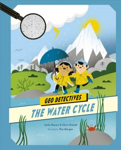 The Water Cycle Book Cover