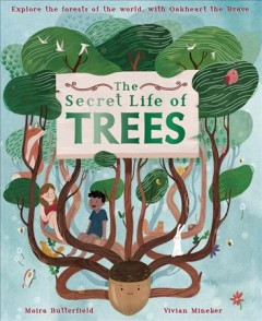 THE SECRET LIFE OF TREES Book Cover