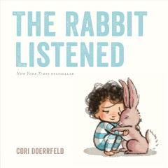 The Rabbit Listened Book Cover