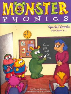 Monster Phonics: Special Vowels