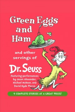 Green Eggs and Ham and Other Servings of Dr. Seuss Book Cover