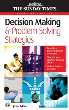 Decision Making & Problem Solving Strategies