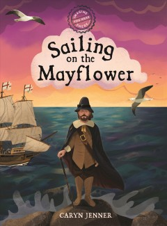 SAILING ON THE MAYFLOWER Book Cover