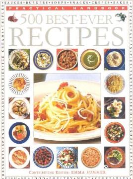 500 Best-ever Recipes