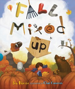 Fall Mixed up Book Cover