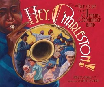 Hey, Charleston! Book Cover