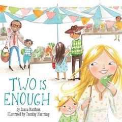 Two Is Enough Book Cover