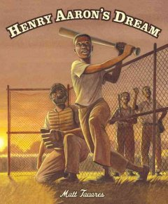 Henry Aaron's Dream Book Cover