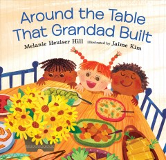Around the Table That Grandad Built Book Cover