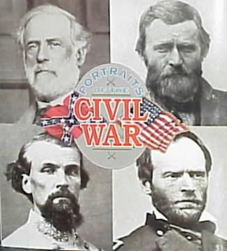 Portraits of the Civil War