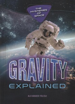 Gravity Explained Book Cover