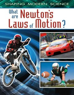 What Are Newton's Laws of Motion? Book Cover