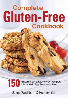 Complete Gluten-free Cookbook