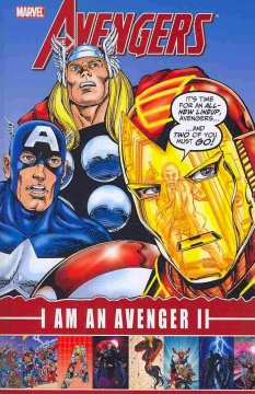I Am an Avenger #2