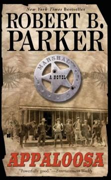 Appaloosa Book Cover